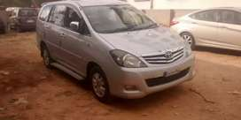 Innova for rent on yearly basis