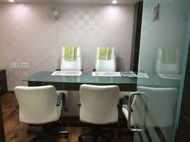 Luxury fully furnished office at Rent for Palasiya 9981O27143