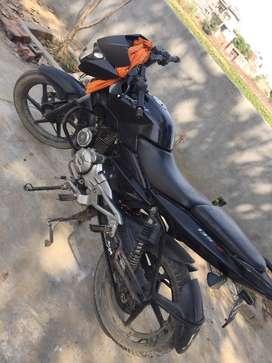 135 cc bajaj pulsor black colour for sale