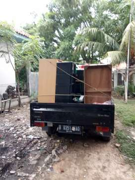 Jasa pindahan dan angkut barang