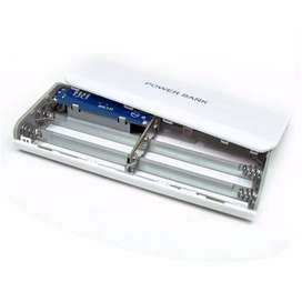 Case casing modul pb powerbank power bank with 5 slot 18650 charger ch