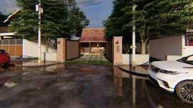 Bumi Prambanan: Rumah Limasan Tipe 100/250, Timur Pasar Nasakom