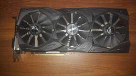3pcs Ausu Strix 1070ti Graphic Cards