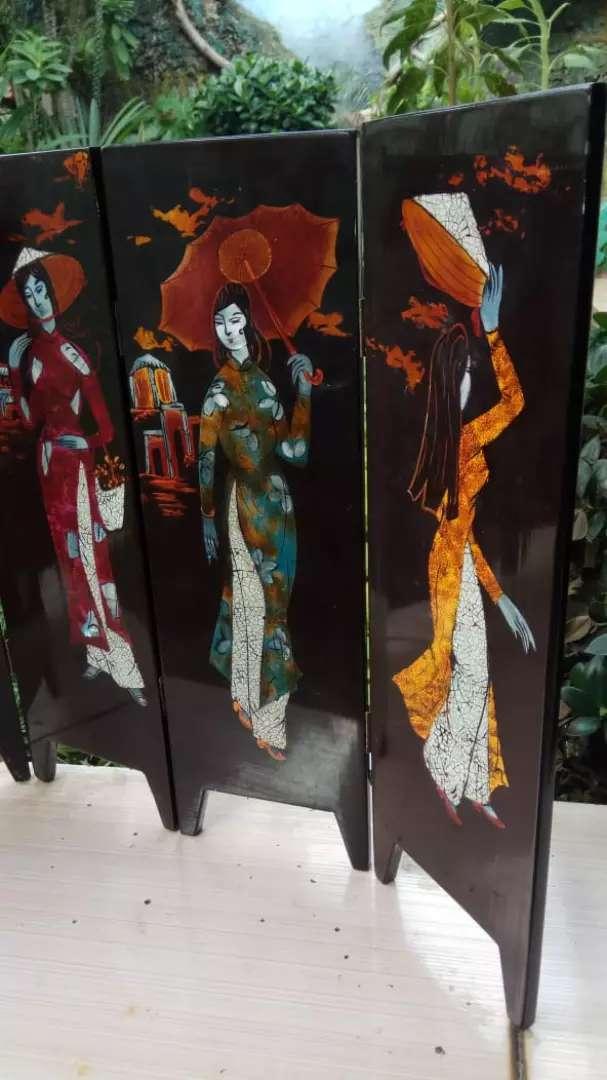 Sepasang skettsel kimo, vietnam
