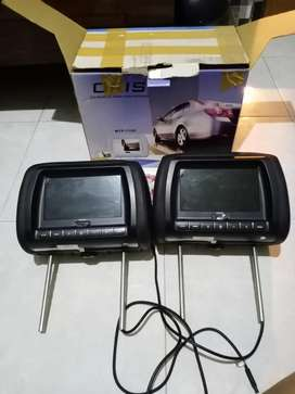 Monitor tv mobil