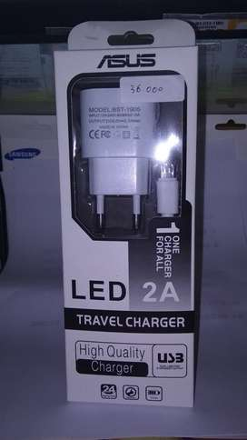 Charger hp merek Asus 2A, Android