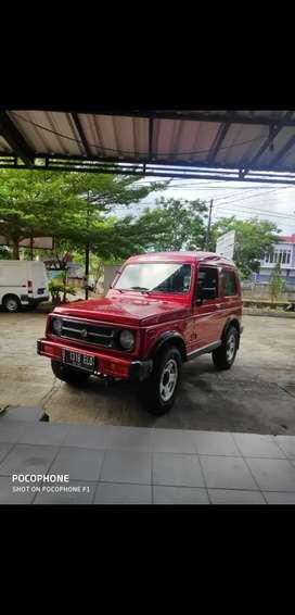 For sale Katana GX 2005 unit simpanan km 17rb kondisi ori