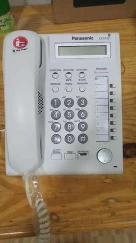PABX Panasonic KX-TES 824 Gratis Telp Digital Operator .Garansi resmi