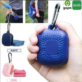 Handuk microfiber mini olahraga