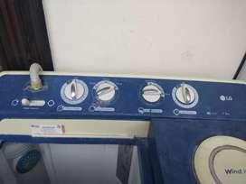 Semi automatic washing machine lg