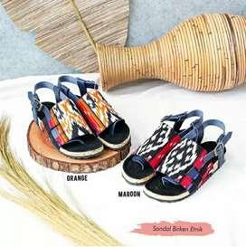Sandal Birken Etnik