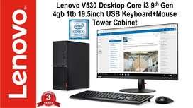Laptops and desktop