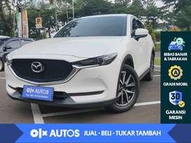 [OLXAutos] Mazda CX-5 2.5 Elite Skyactive Automatic 2017 Putih