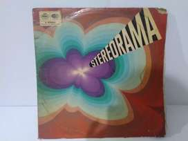 Vinyl Turntable 12 inch 33 1/2 RPM Stereorama