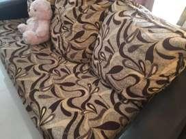 sofa with matress