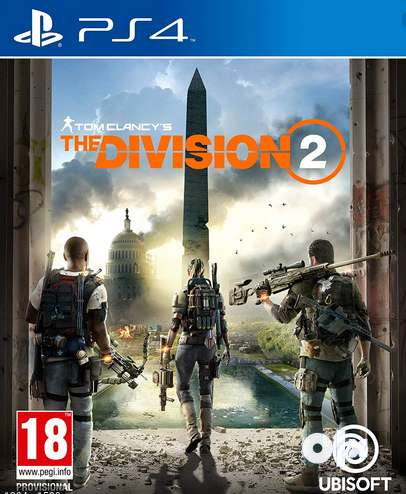 The division 2 PS4 0