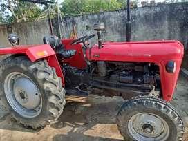 Massy tractor's