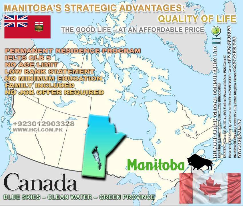 Canada PNP with Low IELTS Family Immigration 0