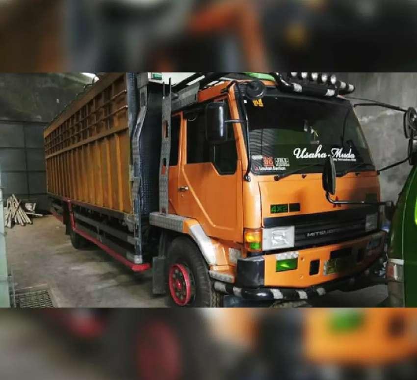Sedia unit Fuso ,sewa Fuso bisa kirim barang seluruh wilayah Indonesia 0