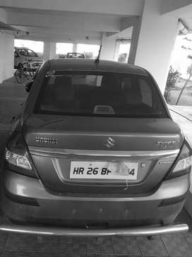 Maruti swift dzire petrol cng HR26 number  all time showroom service