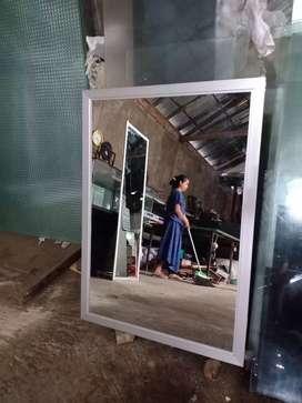 Jual cermin n ukuran tgih 70 x lbr 50 free ongkir area malkot