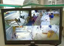 Produk kamera CCTV+instalasi pemasangan garansi 1 tahun