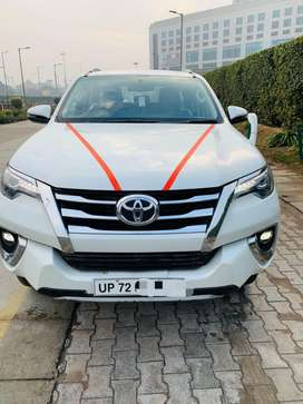 Toyota Fortuner 4x4 Manual Limited Edition, 2019, Diesel