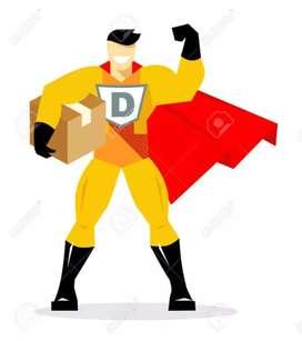 Need delivery boys near todupuzha
