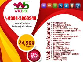 Web Design Rawalpindi - Web Hosting Rawalpindi - SEO Pakistan