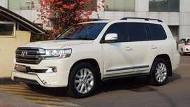 Toyota Landcruiser 4.5 VX Diesel NIK 2013 like new