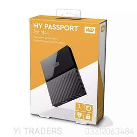 WD 1TB My Passport