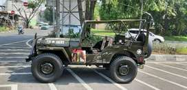 Jepp willys th 1944 istimewa barang langka rem cakram power stering