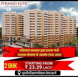 2BHK Flat ....Prime Location in Gurgaon ..Under PM Awas Yojana!!!