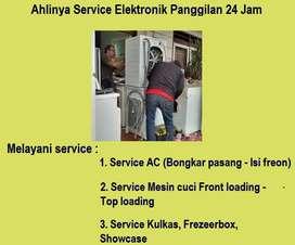 Jagonya servis Ac 2pk SAMSUNG/kulkas Mesin cuci top loading SAMSUNG