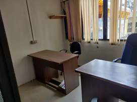 225 sqft furnish Office For Rent,