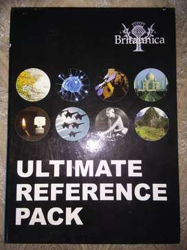 BRITANICA ULTIMATE REFERENCE CD PACK (COMPLETE SET)