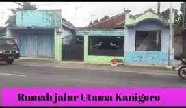 TANAH BONUS BANGUNAN JL.RAYA GAPRANG KANIGORO