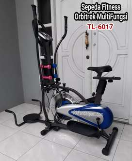 Distributor Sepeda Fitness Orbitrek MultiFungsi TL-6017