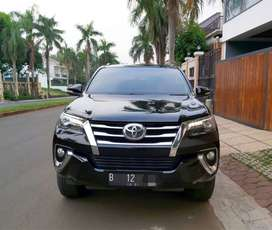 Toyota Fortuner SRZ 2016 Matic