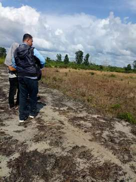 Tanah kavling murah dan aman