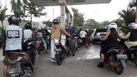 DIJUAL SPBU 34.4512 Jln. Yos Sudarso No. 56/58 Kota Cirebon