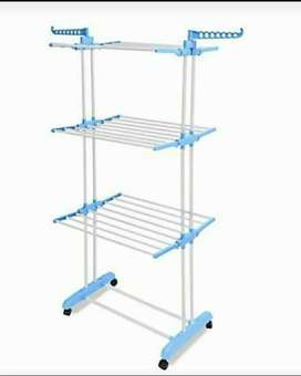Cloth Stand or Cloth Drying Stand Folding Brand New