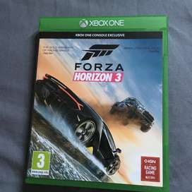 *FORZA HORIZON 3 XBOX ONE AVAILABLE*.