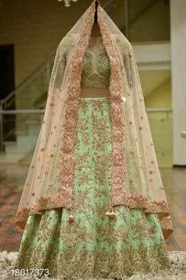 bridal new stylish lehngas