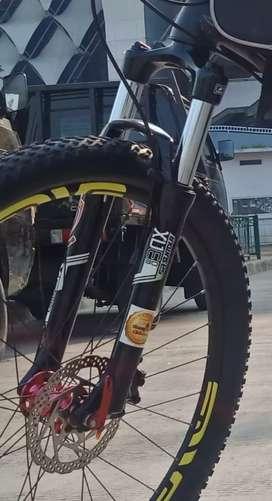 Jual sparpack sepeda satu set 9 speed