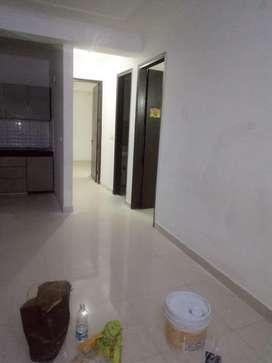 2bhk semi furnished flet for rent in saket