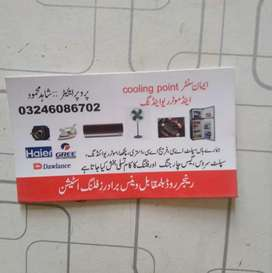 We provide installation of split ac new and old relocation acs