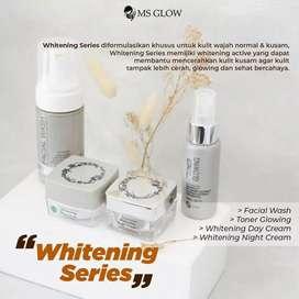 Ms glow whitening