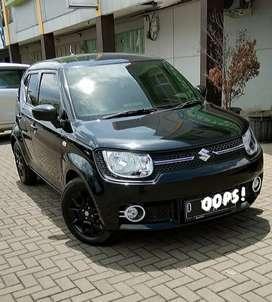 Suzuki IGNIS GL Atomatic 2019