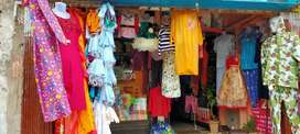Required sales girls and boy for cloth shop